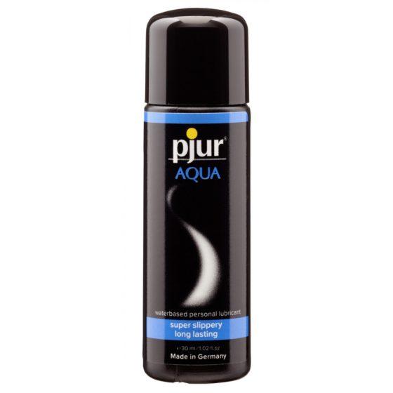 pjur Aqua lubrikační gel 30 ml