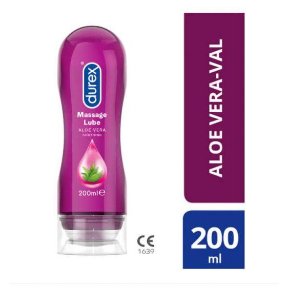 Durex Play masážní gel 2v1 Aloe Vera - 200ml