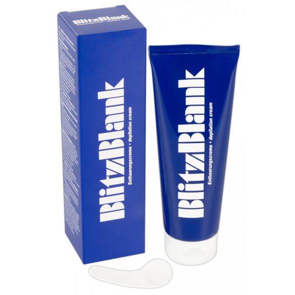 Blitz Blank Depilation Cream - depilační krém