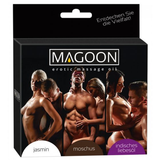 Magoon sada (3 x 50 ml)
