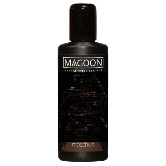 Magoon - masážní olej pižmo 100 ml