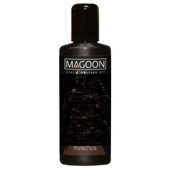 Pižmový masážní olej 100 ml