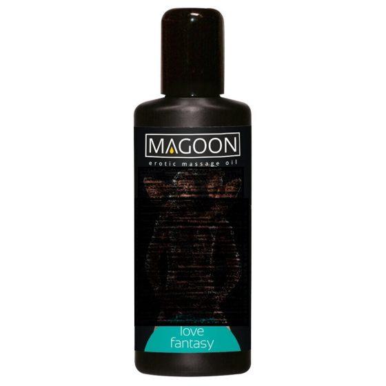 Magoon Love Fantasy - masážny olej s romantickou vôňou (100ml)
