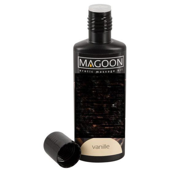 Magoon Vanille - masážny olej vanilkový (100ml)