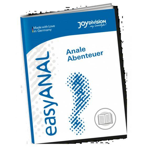 easyANAL - souprava ošetřujícího přípravku a lubrikantu (2 ks)