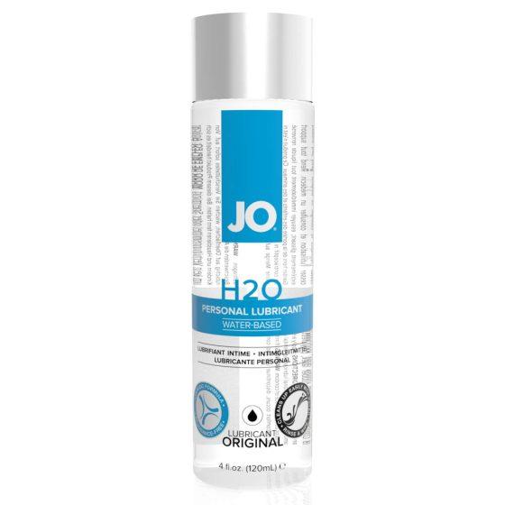 System JO H2O Original - lubrikant na bázi body 120 ml