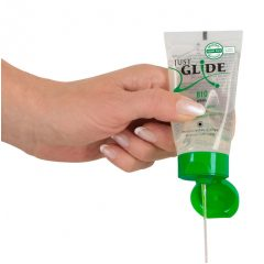 Just Glide Bio ANAL - veganský lubrikant na bázi vody (50ml)