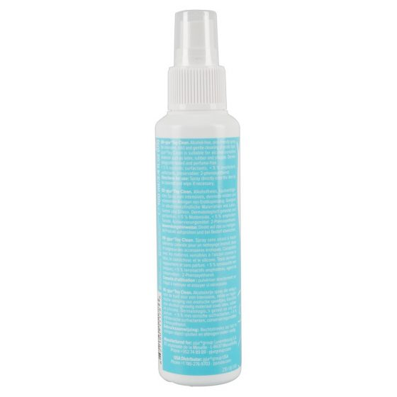 pjur Toy Clean - čisticí spray (100ml)