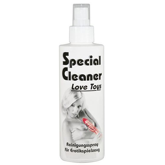 Love Toys Special Cleaner - čistící prostředek na erotické pomůcky (200ml)