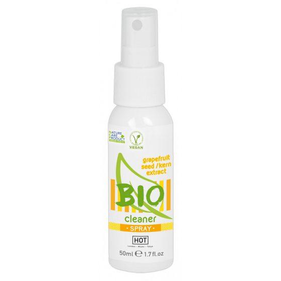 HOT BIO - sprej na čištění produktů (50ml)