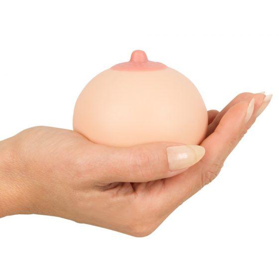 Stress ball breast - míček proti stresu ve tvaru prsu