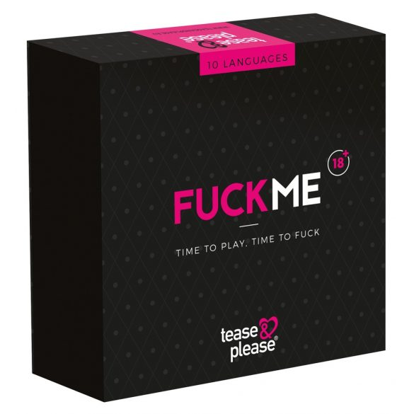 FuckMe - súprava erotických spoločenských hier (11 dielna)