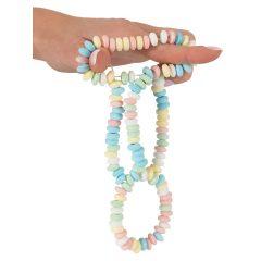 Candy Cuffs - pouta z bonbónů - barevné (45g)