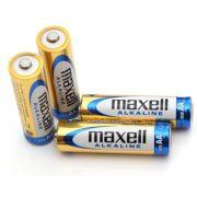 Maxell Alkaline AA - alkalické tuźkové batérie typu AA (4ks)