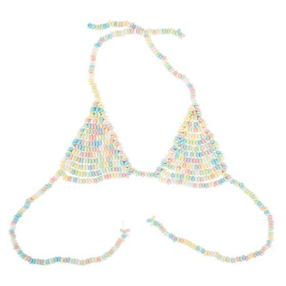 Spencer&Fleetwood Candy Bra - dámska podprsenka z ovocných cukríkov (280g)