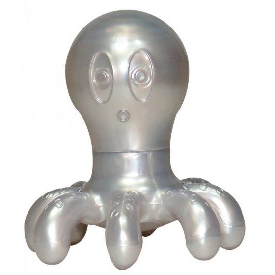 Vibračný masér - chobotnica