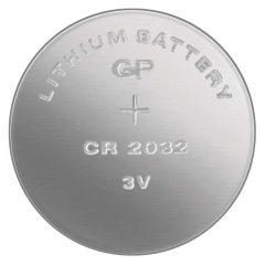GP Lithium CR2032 baterie 1ks
