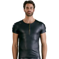 NEK - Matte Short Sleeve Men's Top (Black)