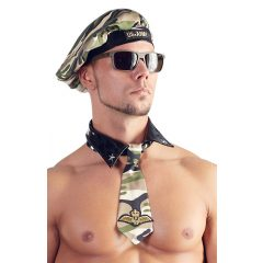 US Army - American Soldier Costume Set (5 pieces)