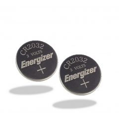Gombíkové batérie Energizer CR2032 (2ks)