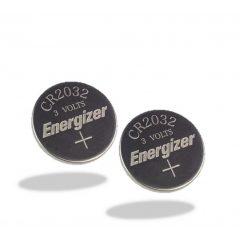 Knoflíkové baterie Energizer CR2032 (2ks)