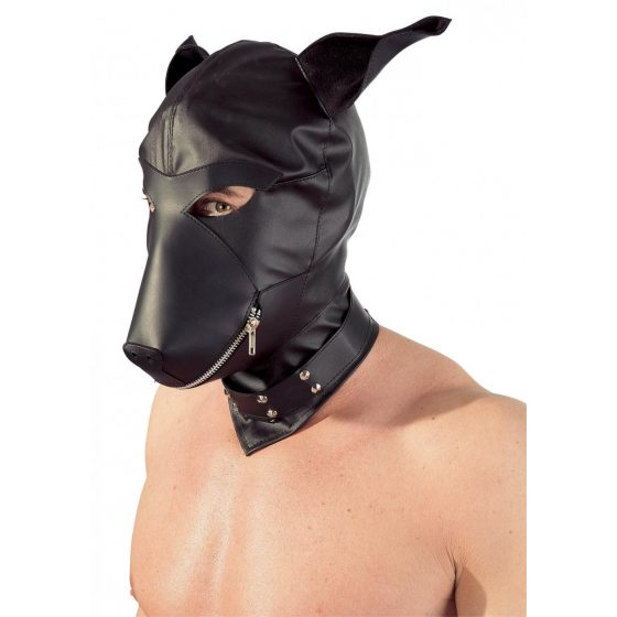 Fetish Collection - psí maska