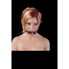 Kroužek do úst s nastavitelným popruhem