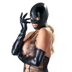 Bad Kitty - lesklá maska s otvorem na oči a ústa