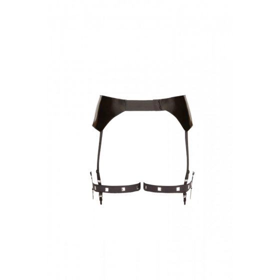 Suspender Belt with Clamps