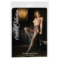 Crotchless Net Tights