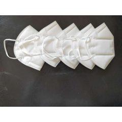 KN95 (FFP2) - Ochranné roušku - bílé (1ks)