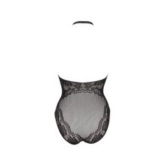 Mandy Mystery - Mesh Neck Strap (Black)