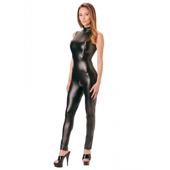 Jumpsuit with Zips