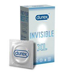Durex Invisible XL 10db