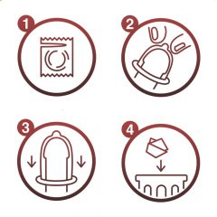 Durex Feel Thin - balík kondomů pro realistický pocit (4 x 12ks)