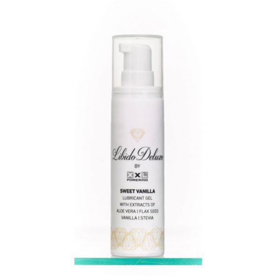 Libido Deluxe intim lubrikačný gel vanilkový (30ml)