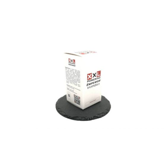 XXL powering - strong, dietary supplement capsule for men (8pcs)