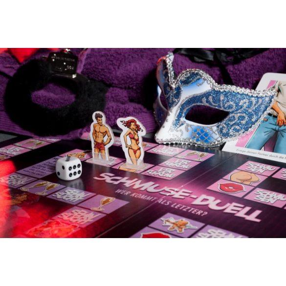 Schmuse-Duell : das erotische Gesellschaftsspiel für Paare
