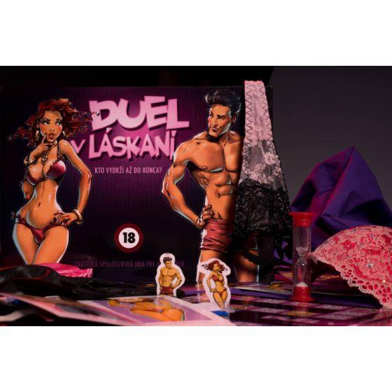 Duel v Láskaní - společenská hra (v slovenském jazyce)
