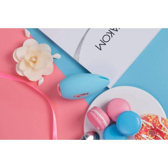 Svakom Candy – vibrátor na klitoris (slabo modrý)