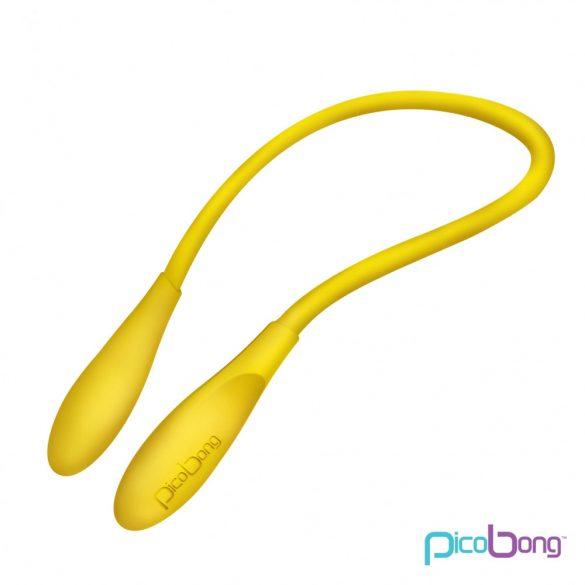 Picobong Transformers – unisex vibrátor (žltý)