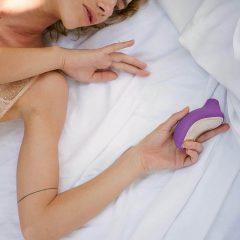 LELO Sona 2 - stimulátor klitorisu se zvukovými vlnami (fialový)
