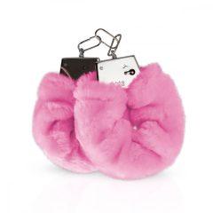 Loveboxxx I love Pink - svazovací souprava s vibrátorem (6 dílná) - růžová