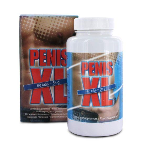 PENIS XL - výživový doplněk pro muže (60ks)