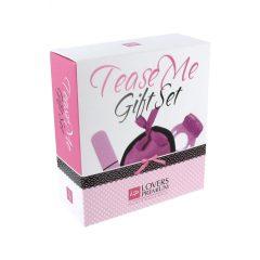 LoversPremium - Tease Me Gift Set Purple