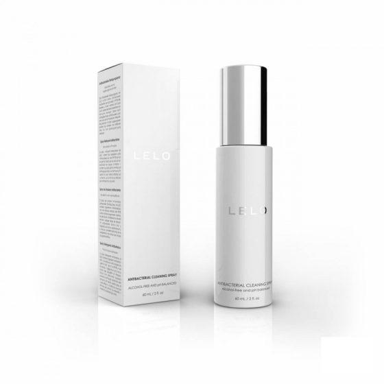 LELO antibakteriální čisticí prostředek na erotické pomůcky (60 ml)