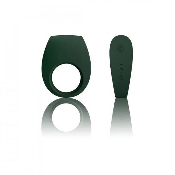 LELO Tor 2 - vibrační kroužek na penis (zelený)