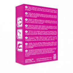 Love in the Pocket Love Wand – mini masážný vibrátor (pink)
