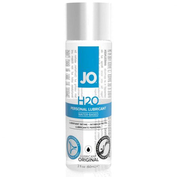 H2O - lubrikant na báze vody (60 ml)