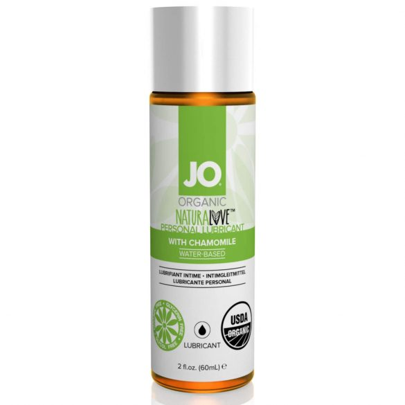JO Organic harmanček - lubrikant na báze vody (60ml)
